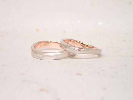 18083101木目金の結婚指輪_G003.JPG