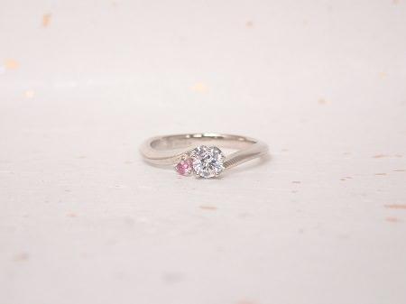 18090601木目金の婚約指輪・結婚指輪_Y003.JPG