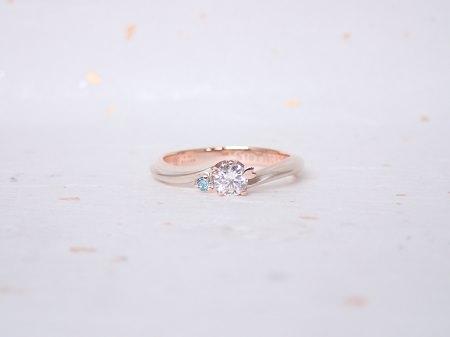 18090801木目金の婚約指輪・結婚指輪_Y003.JPG