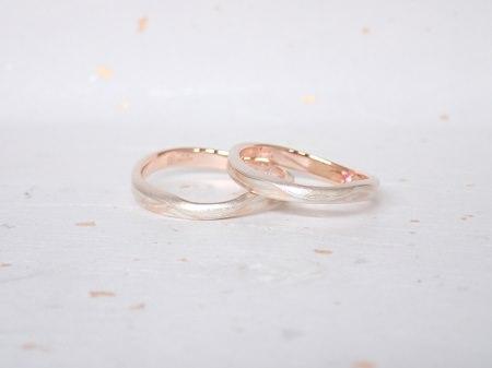 18090801木目金の婚約指輪・結婚指輪_Y004.JPG