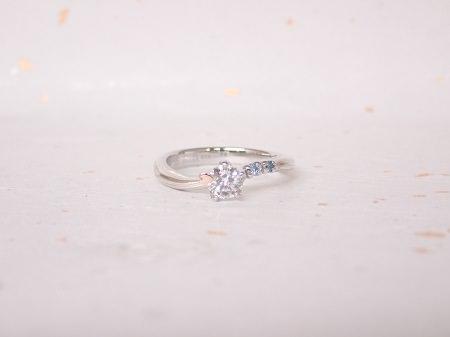 18091502木目金の婚約指輪_M001.JPG