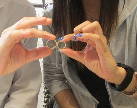18092301 木目金の結婚指輪M (1).JPG