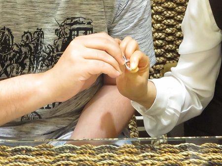 18092901木目金の結婚指輪_D002.JPG