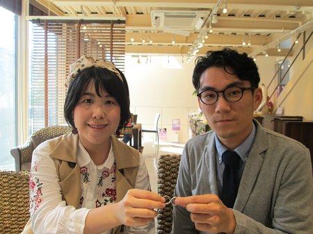 18092902 木目金の婚約指輪・結婚指輪M_ 001.JPG
