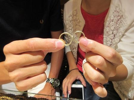 18093001木目金の結婚指輪_N001.JPG