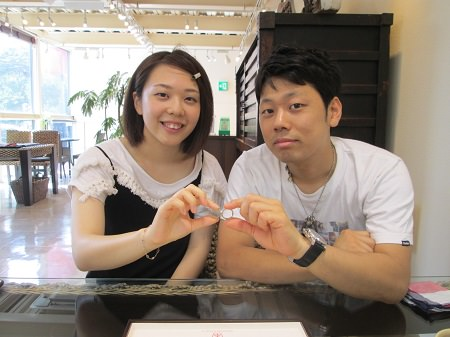 18093001木目金の結婚指輪_M001.JPG