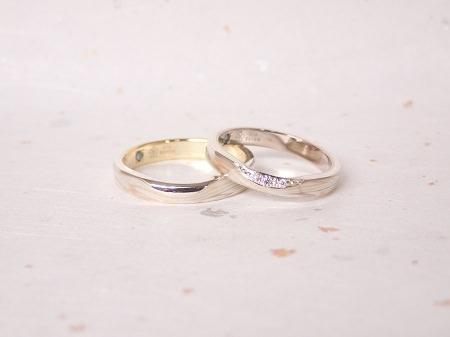 18093002木目金の婚約指輪・結婚指輪_J004.JPG