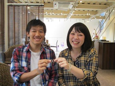 18100801木目金の結婚指輪_A001.JPG