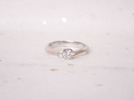 18101101木目金の婚約指輪・結婚指輪_R003.JPG
