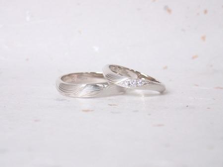 18101401木目金の婚約指輪と結婚指輪_F005.JPG