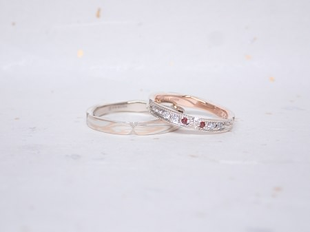 18102004木目金の婚約・結婚指輪_N004.JPG