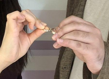 18102801木目金の結婚指輪_Q001.JPG