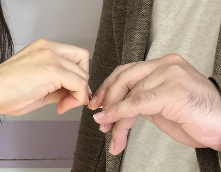18102801木目金の結婚指輪_Q002.JPG