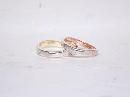 18102802木目金の婚約指輪・結婚指輪_F004.JPG