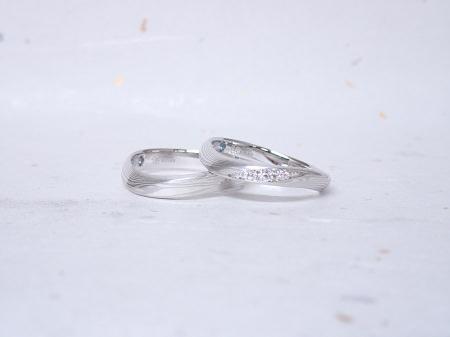 18111101木目金の婚約指輪と結婚指輪_A004.JPG