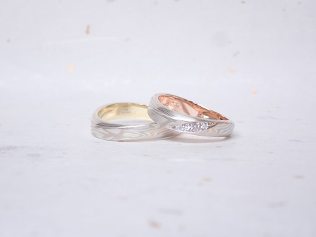 18111801木目金の結婚指輪M_001.JPG