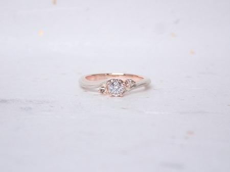 18112301木目金の婚約指輪Y_001.JPG