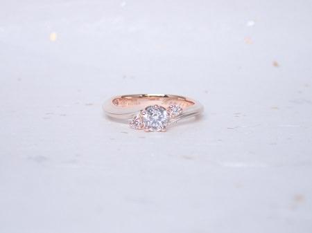18112401木目金の婚約指輪_J001.JPG