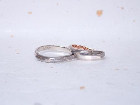18112401木目金の結婚指輪 Z_003.JPG
