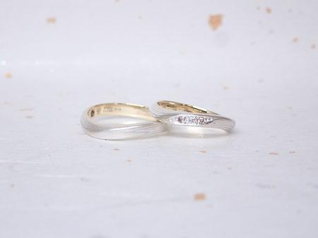 18112501木目金の婚約指輪・結婚指輪_J004.JPG