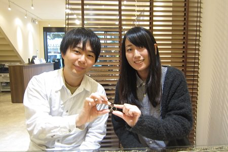 18120401木目金の婚約・結婚指輪Z_001.JPG
