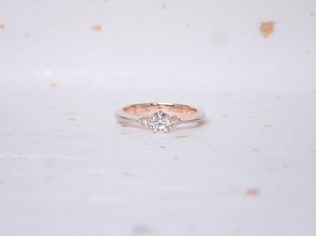 18120801木目金の婚約指輪と結婚指輪_Q005.JPG