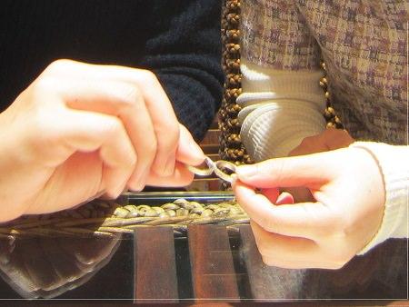18121501木目金の婚約指輪・結婚指輪_B002.JPG