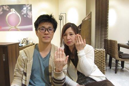 18121502木目金の婚約・結婚指輪Z_003.JPG