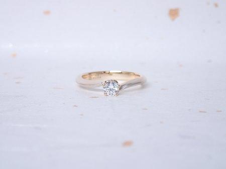 181222003木目金の婚約指輪と結婚指輪_M004.JPG