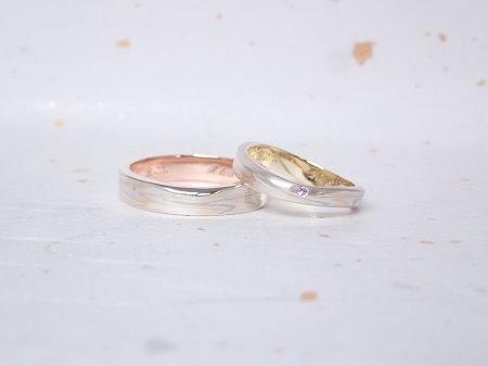 18122202木目金の結婚指輪_R004.JPG