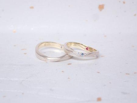 18122301木目金の結婚指輪_J003.JPG