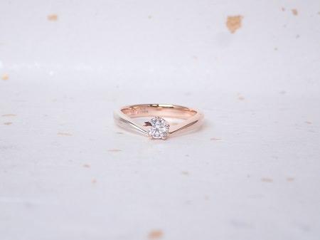 18122304木目金の婚約指輪と結婚指輪_M003.JPG