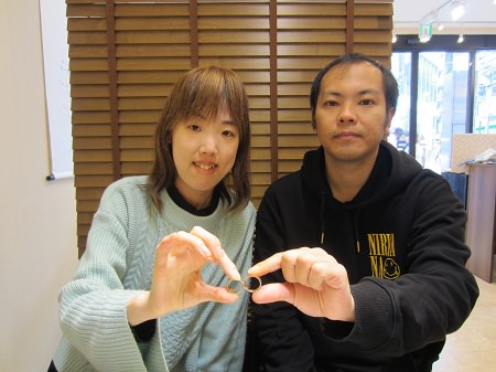 18122701木目金の結婚指輪_R001.JPG