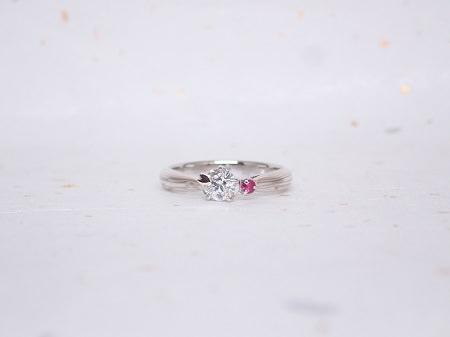 18123001木目金の婚約指輪_N01.JPG