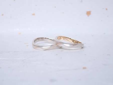 19010501木目金の婚約指輪・結婚指輪_B004.JPG