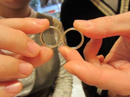 19011202木目金の婚約指輪、結婚指輪A_001.JPG