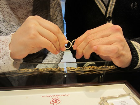 19011202木目金の婚約指輪、結婚指輪A_002.JPG