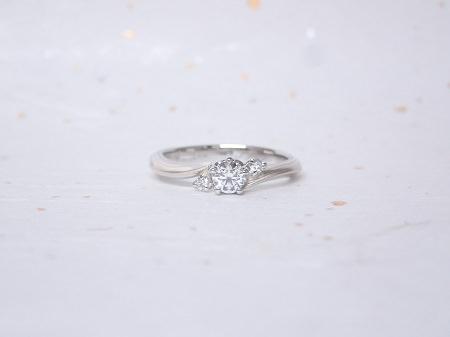 19011202木目金の婚約指輪、結婚指輪A_003.JPG