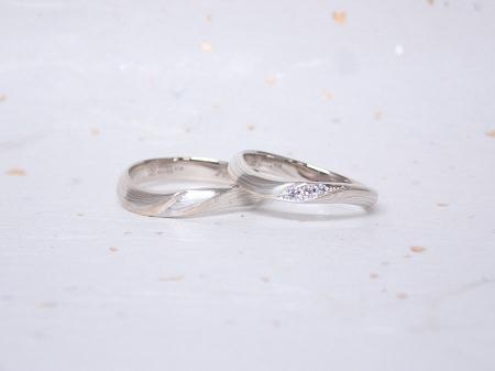 19011202木目金の婚約指輪、結婚指輪A_004.JPG