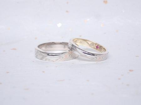 19011301木目金の結婚指輪_D004.JPG
