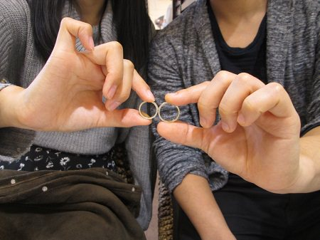 19011401木目金の結婚指輪_M001.JPG
