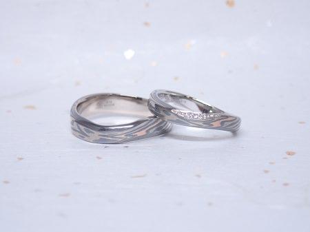 19011401木目金の結婚指輪Y_004.JPG