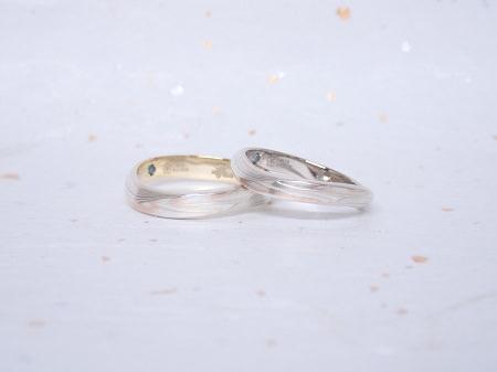 19011402木目金の結婚指輪Y_004.JPG