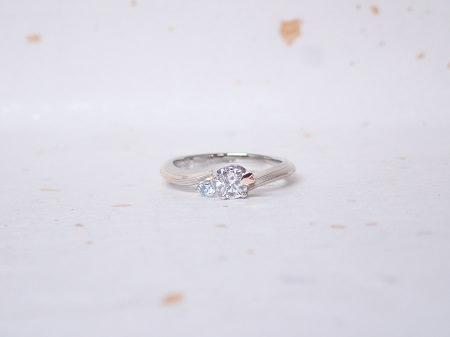 19011902木目金の婚約指輪と結婚指輪_Q004.JPG