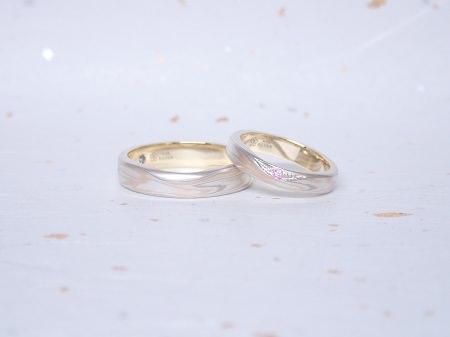 19011902木目金の結婚指輪Y_005.JPG