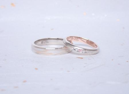 19012601木目金の結婚指輪04.JPG