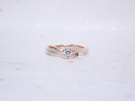 19013001杢目金の婚約指輪_ N01.JPG