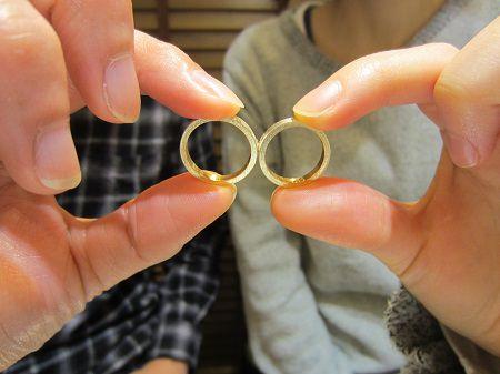 19020201婚約指輪と木目金結婚指輪_A001.JPG