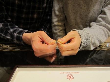19020201婚約指輪と木目金結婚指輪_A002.JPG