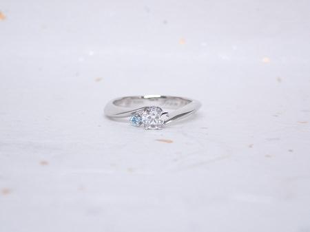 19020201婚約指輪と木目金結婚指輪_A003①.JPG